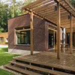 Novostavba vily v Jevanech