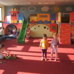 Interiéry tříd mateřské školky Satalice