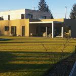Novostavba vily s jezírkem v Říčanech, 2011-2013