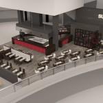 Sushi Noodles Restaurant v OC Zlicin