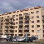 Bytový dům s pavlačemi ,  Praha Barrandov