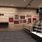 Sushi Noodles Bistro v OC Chodov