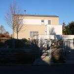 Novostavba menšího rodinného domu v Říčanech