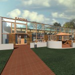 Studie restaurace pro Holiday Inn