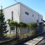 Novostavba rodinné vily v Říčanech, realizace 2007, interiér 2011